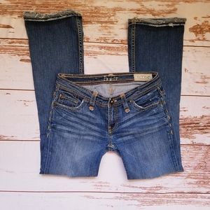 Mechaly designed Hand made jeans